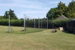 Cricket-Net-Construction
