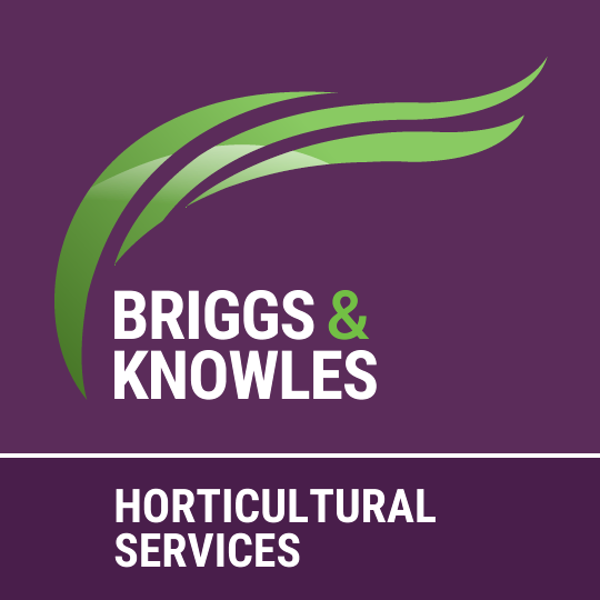 Briggs and Knowles Ltd - Horticultural Services Logo